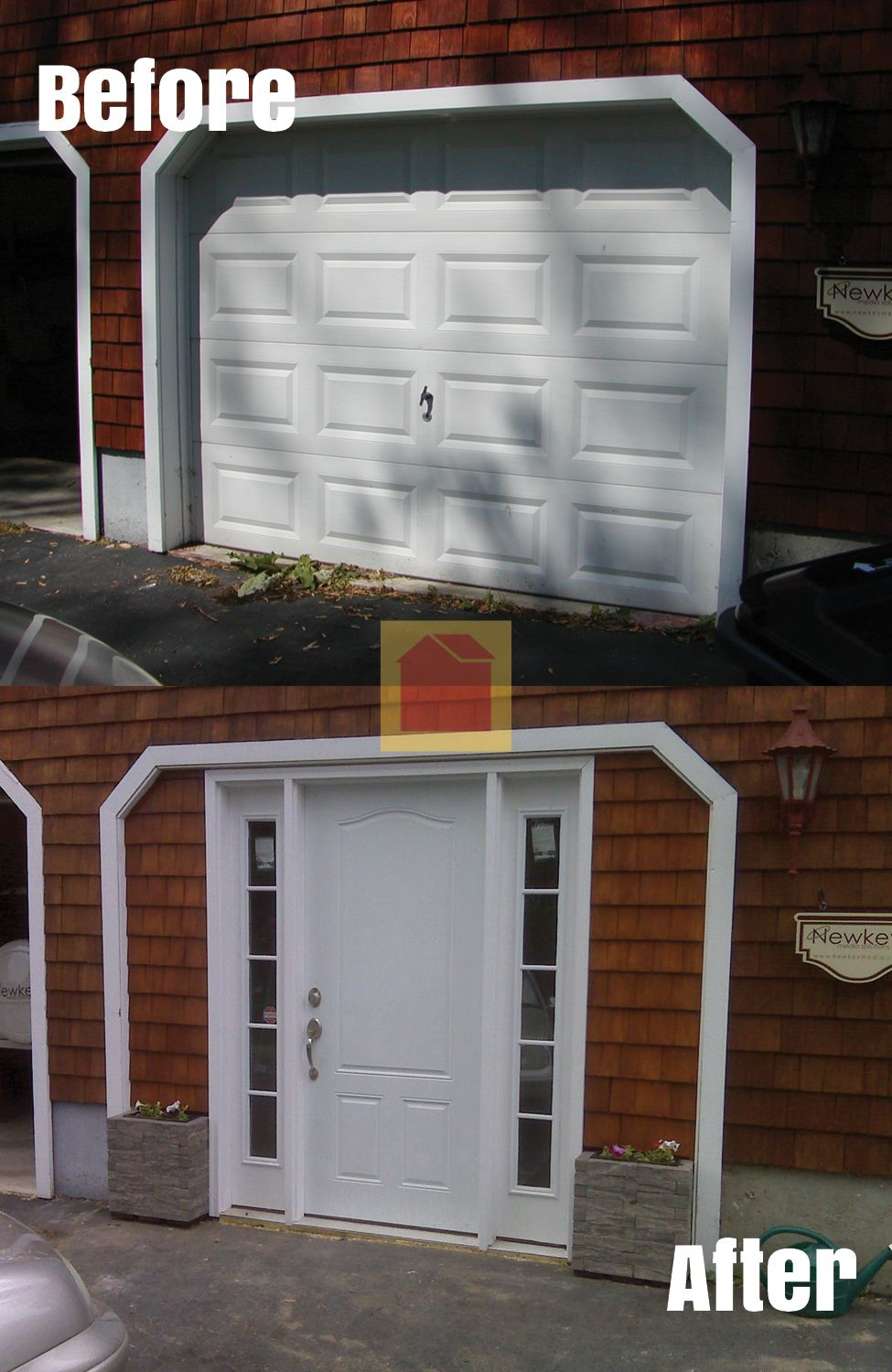 Door Makeover Garage Doors Garage Door Design Garage Renovation
