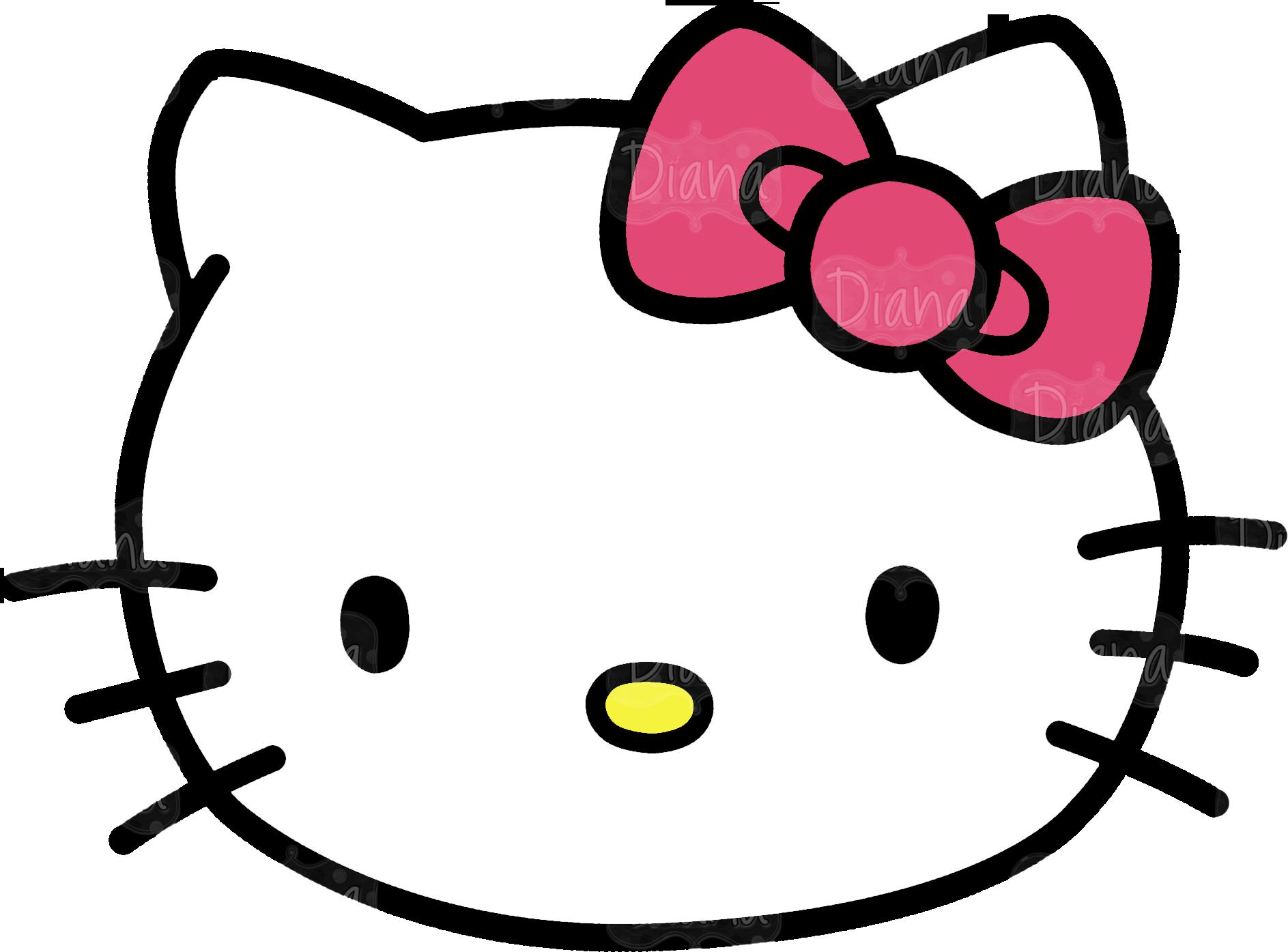 Hello Kitty Head Clip Art Posts Totales 1536 Puntos Premio 0 Inscrito 10 24 2010 Estatus Hello Kitty Tattoos Hello Kitty Printables Hello Kitty Coloring