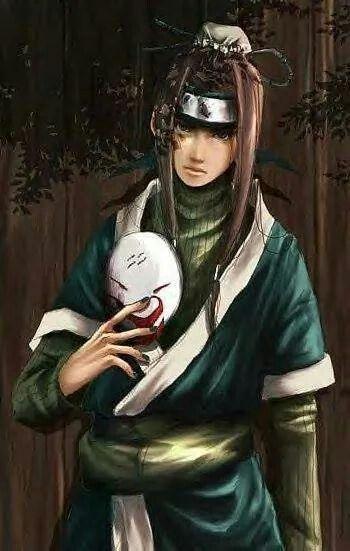 Anime fan art  Haku | misc | Naruto, Naruto uzumaki, Anime