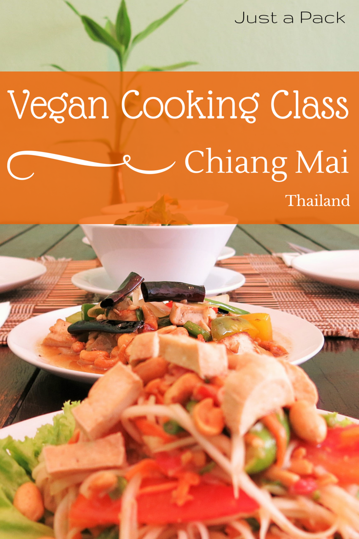 Vegan Cooking Class In Chiang Mai Thialand Vegetarian