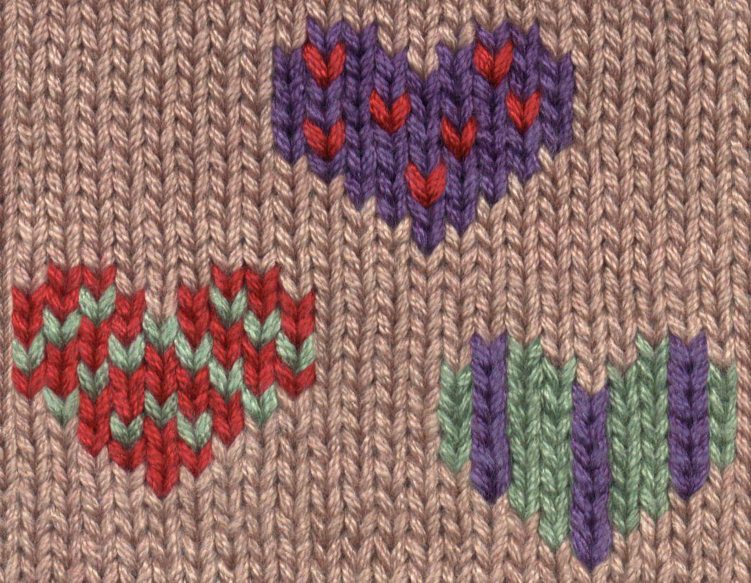 Duplicate Stitch Knitting Sewing Pinterest Stitch Crochet