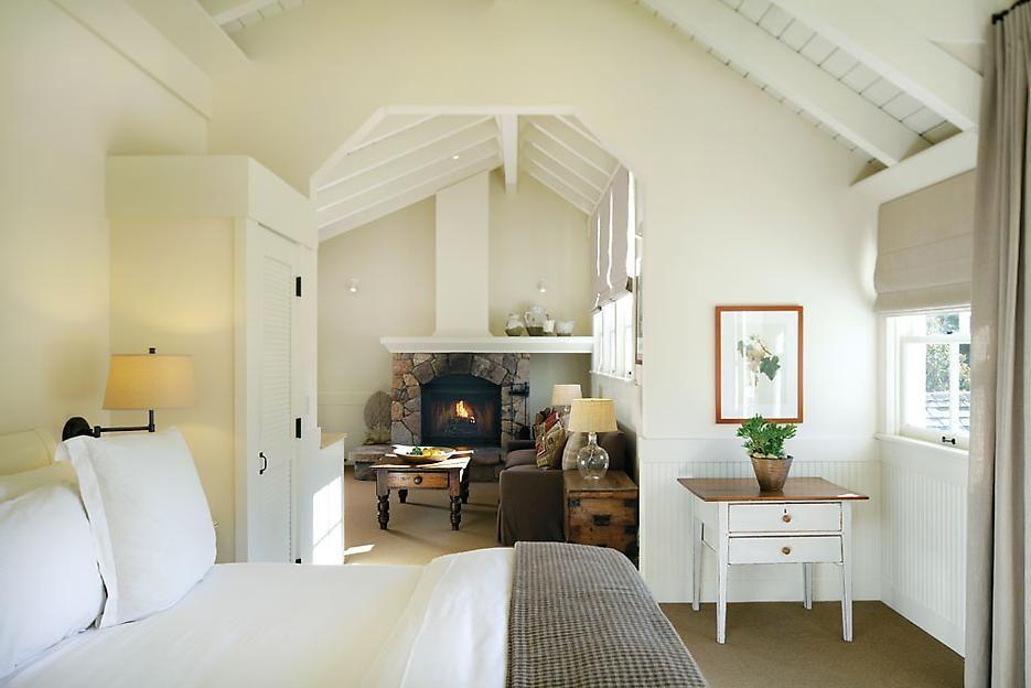 Meadow Suite Meadowood Napa Valley Sonoma Lodging Honeymoon Hotels Best