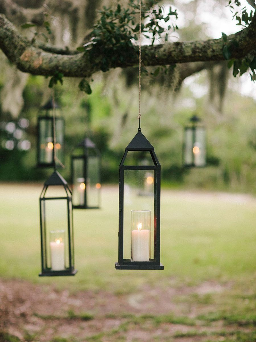 15 lighting ideas for outdoor weddings wedding