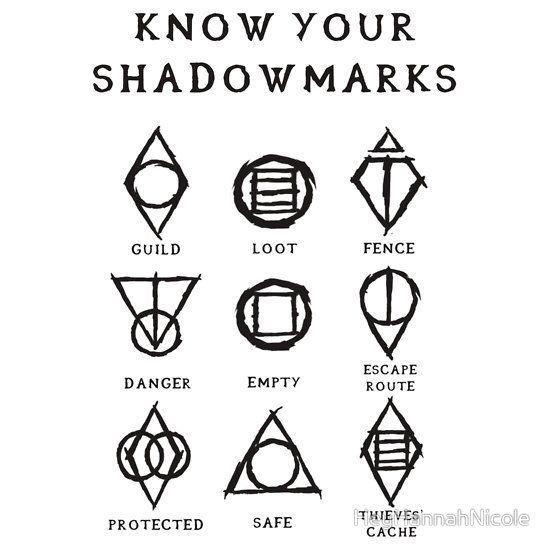Shadow Marks