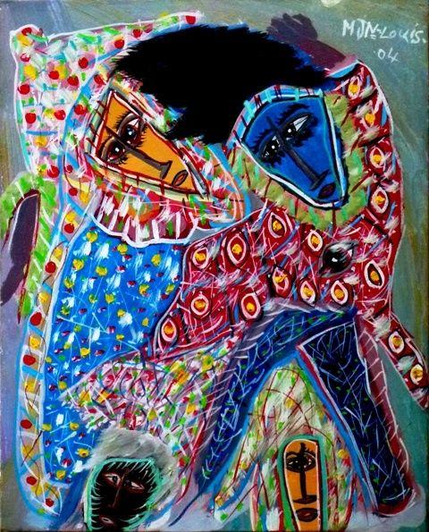Carrie Art Gallery - Maxens Jn Louis - 1803, USD250.00 (http://www.carrieartgallery.com/maxens-jn-louis-1803/)