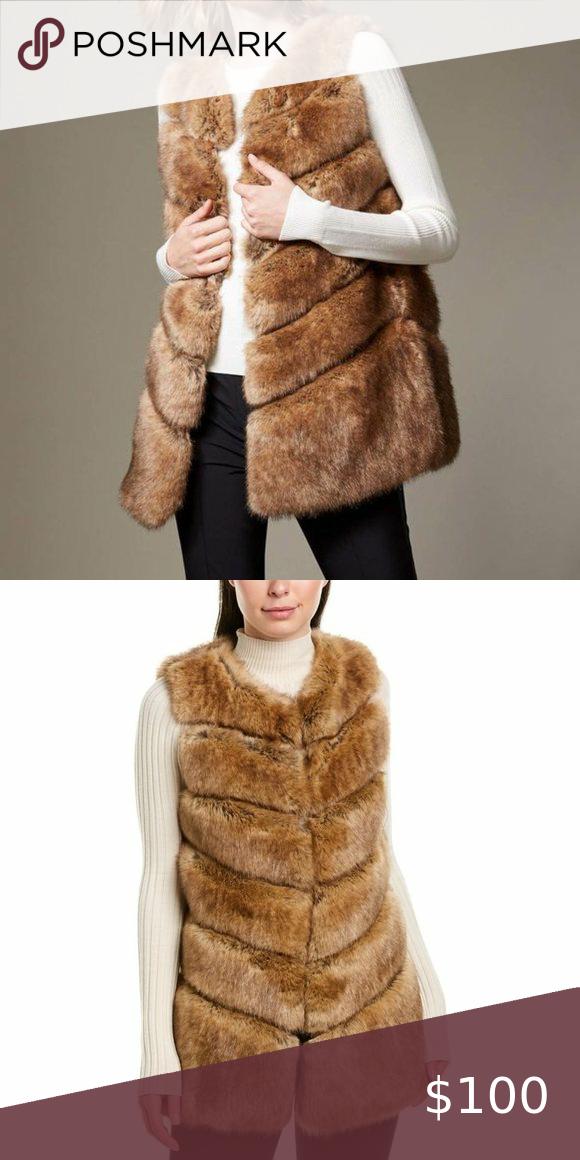 Nwt Karen Millen Gilet Faux Fur Coat, How To Dry Clean Faux Fur Coat