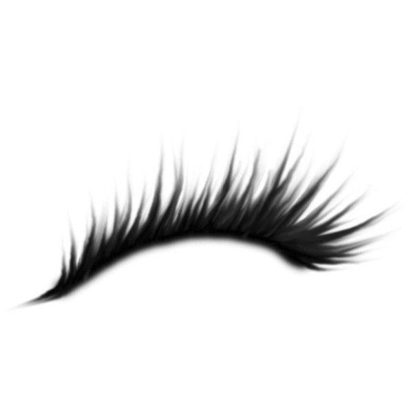eyelash brush png. gallery for \u003e eyelashes photoshop png ❤ liked on polyvore featuring dolls, eyes, doll eyelash brush