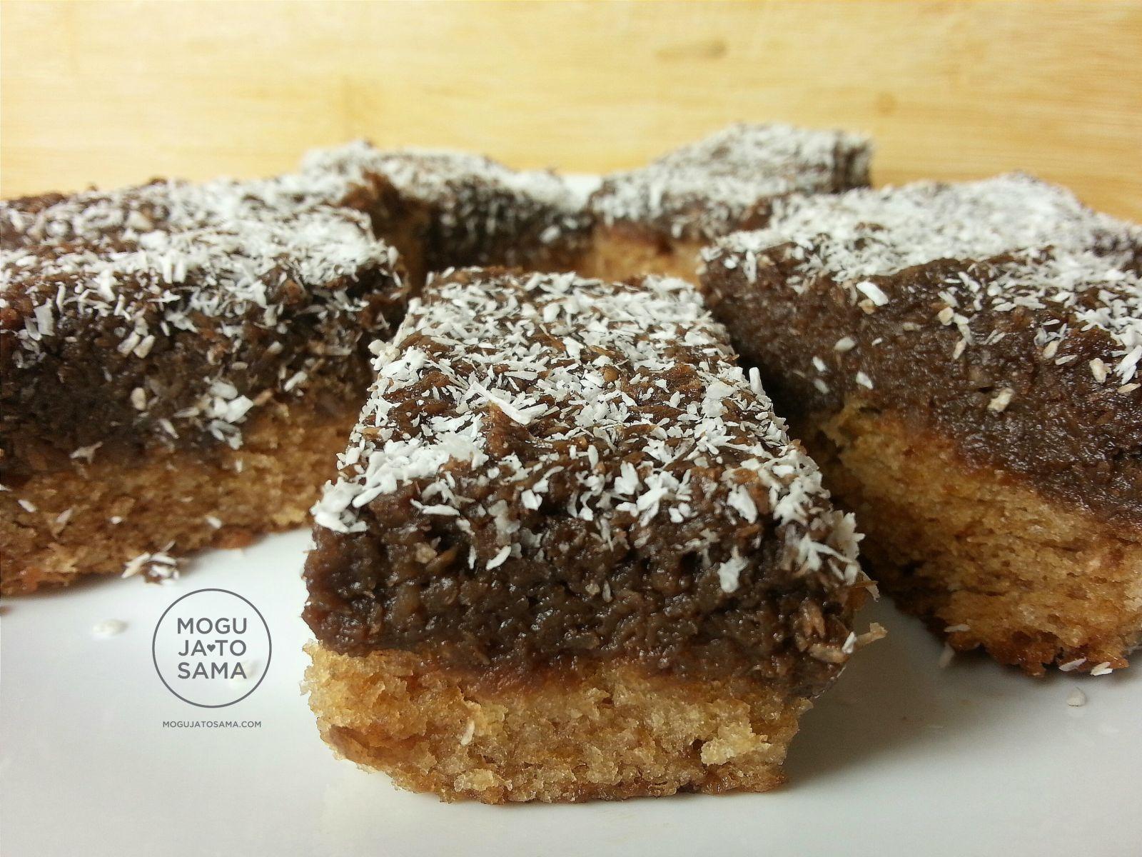 Recept za čokoladni kolač sa kokosom - bez jaja | Mogu Ja To Sama ...