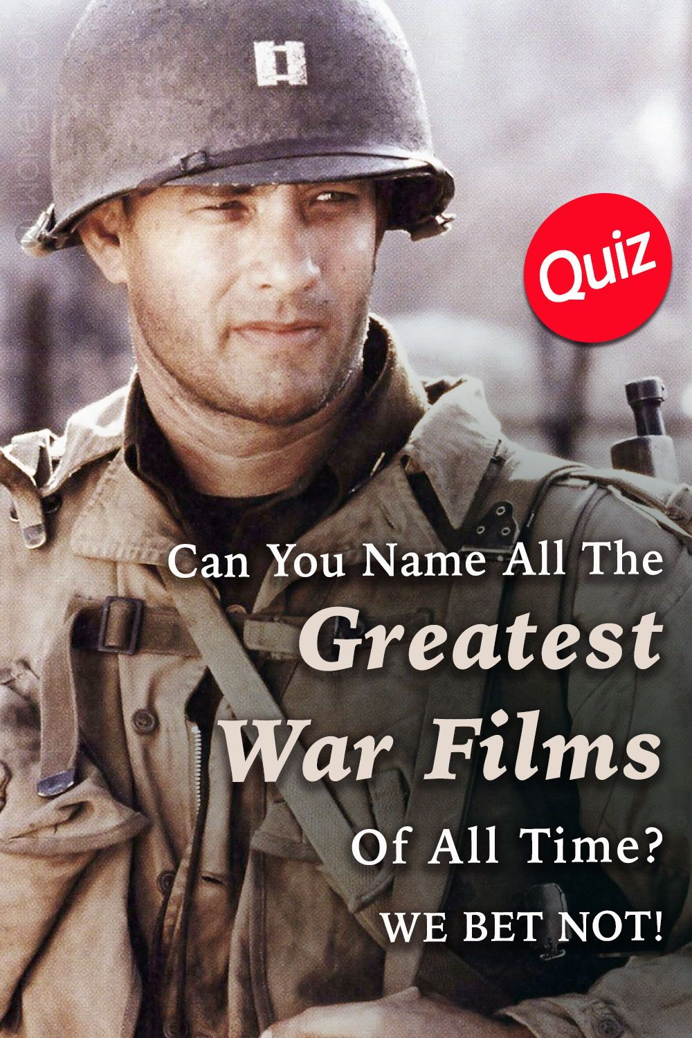 Quiz Can You Name All The Greatest War Films Of All Time