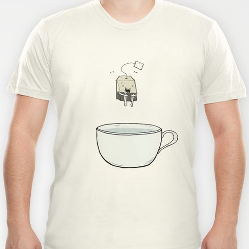 Happy Tea T-shirt