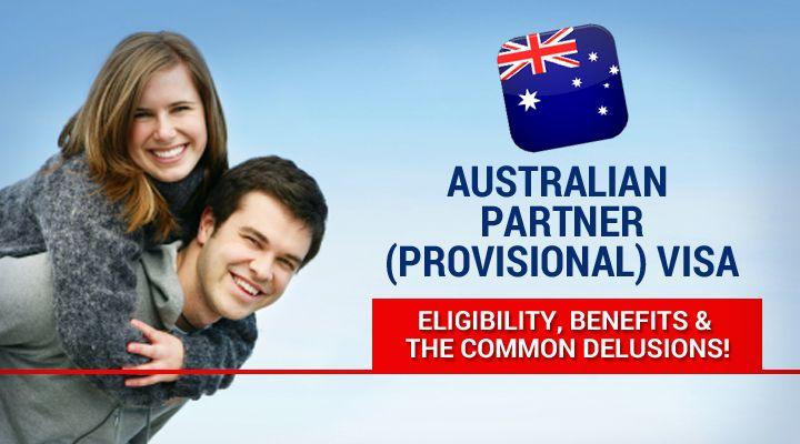 Australian Partner (Provisional) Visa Eligibility