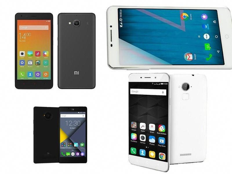 Top 6 Most Impressive And Best Buy 4G Android Phones Below 10,000