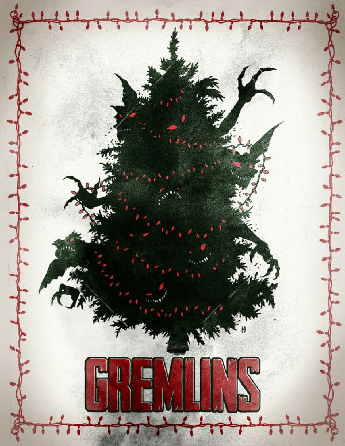 Gremlins Gremlins, Christmas horror, Black christmas movies