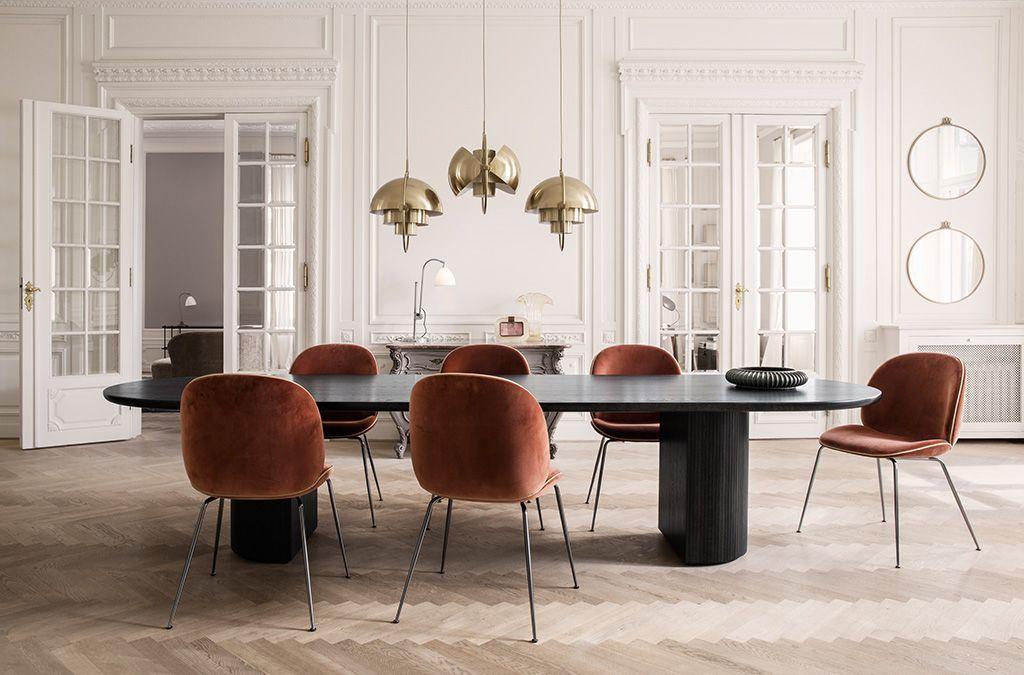 Scandinavian Interior Vom Dänischen Designhaus Gubi Jetzt Auch In Köln.  Bestellen Sie Gubi Designs Wie
