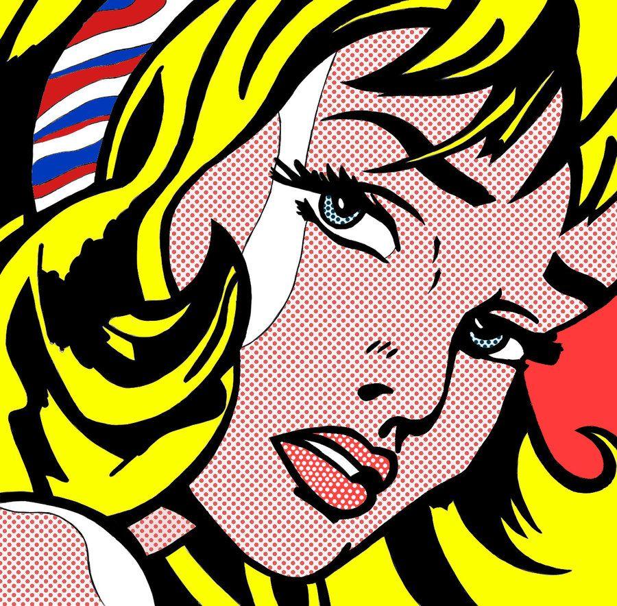Pop Art Roy lichtenstein pop art, Pop art posters