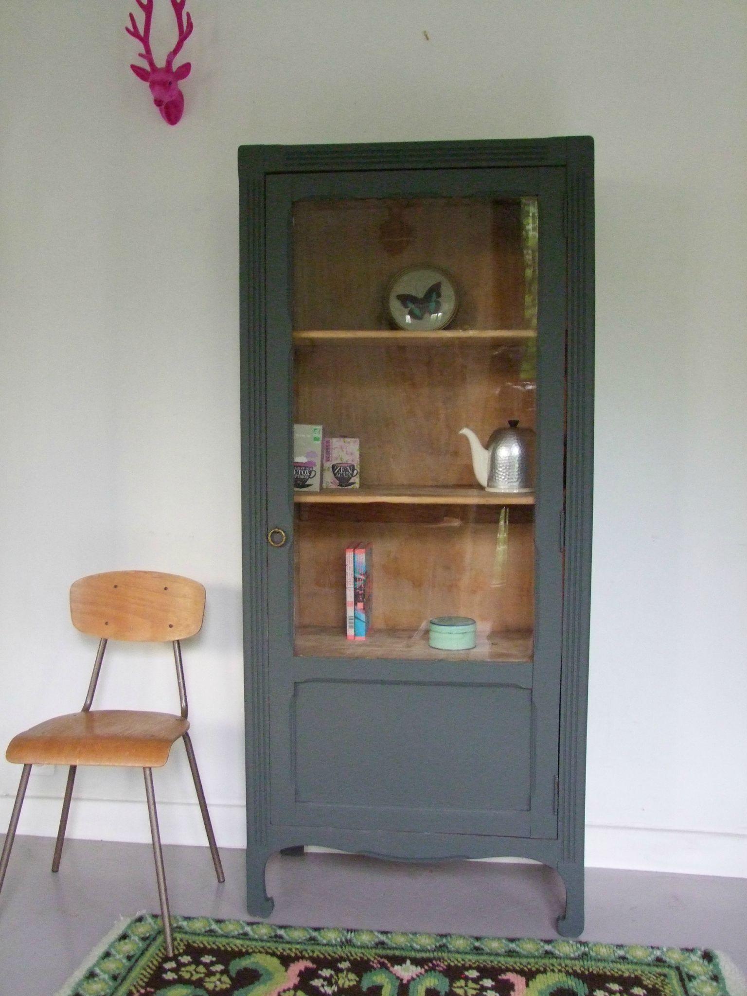Armoire vintage niels meubles vintage pataluna chin s d nich s et d lur s pataluna vitrinas - Meubles chines ...