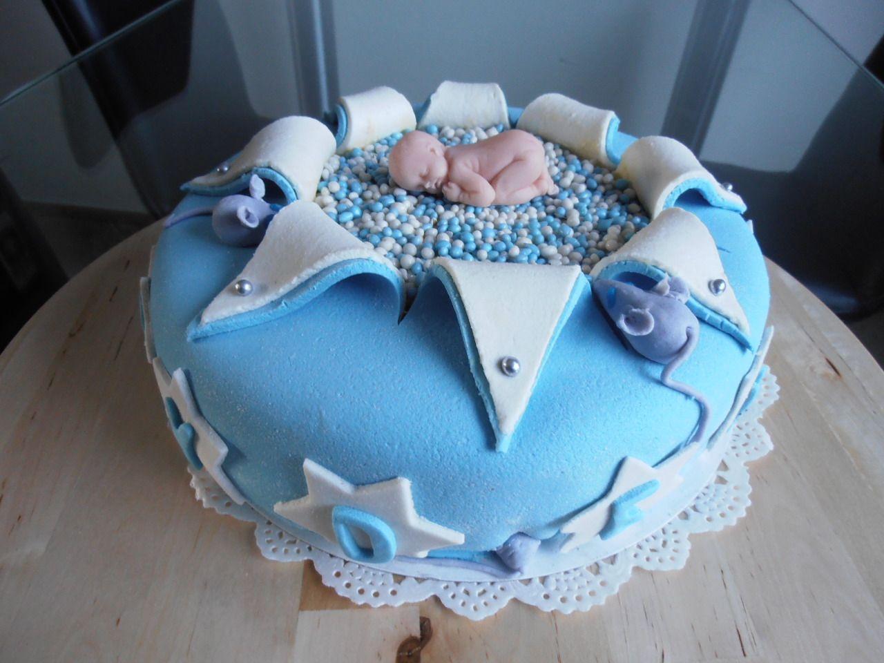 taarten maken en versieren