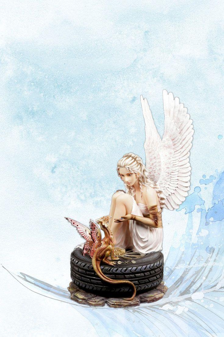 Engel der Autofahrer Der sanfte Schutzengel Nienna & ein
