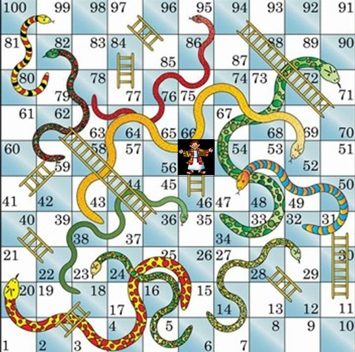 Life Can Feel Like A Game Of Snakes And Ladders Just Ask Joseph