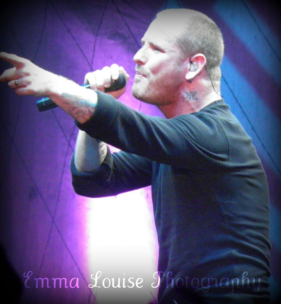 Corey Taylor, Stone Sour | Flickr