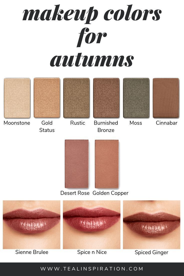Photo of Makeup for Autumns