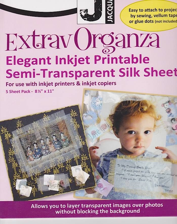 image regarding Printable Silk Fabric called ExtravOrganza Printable Organza i get pleasure from [paper pens
