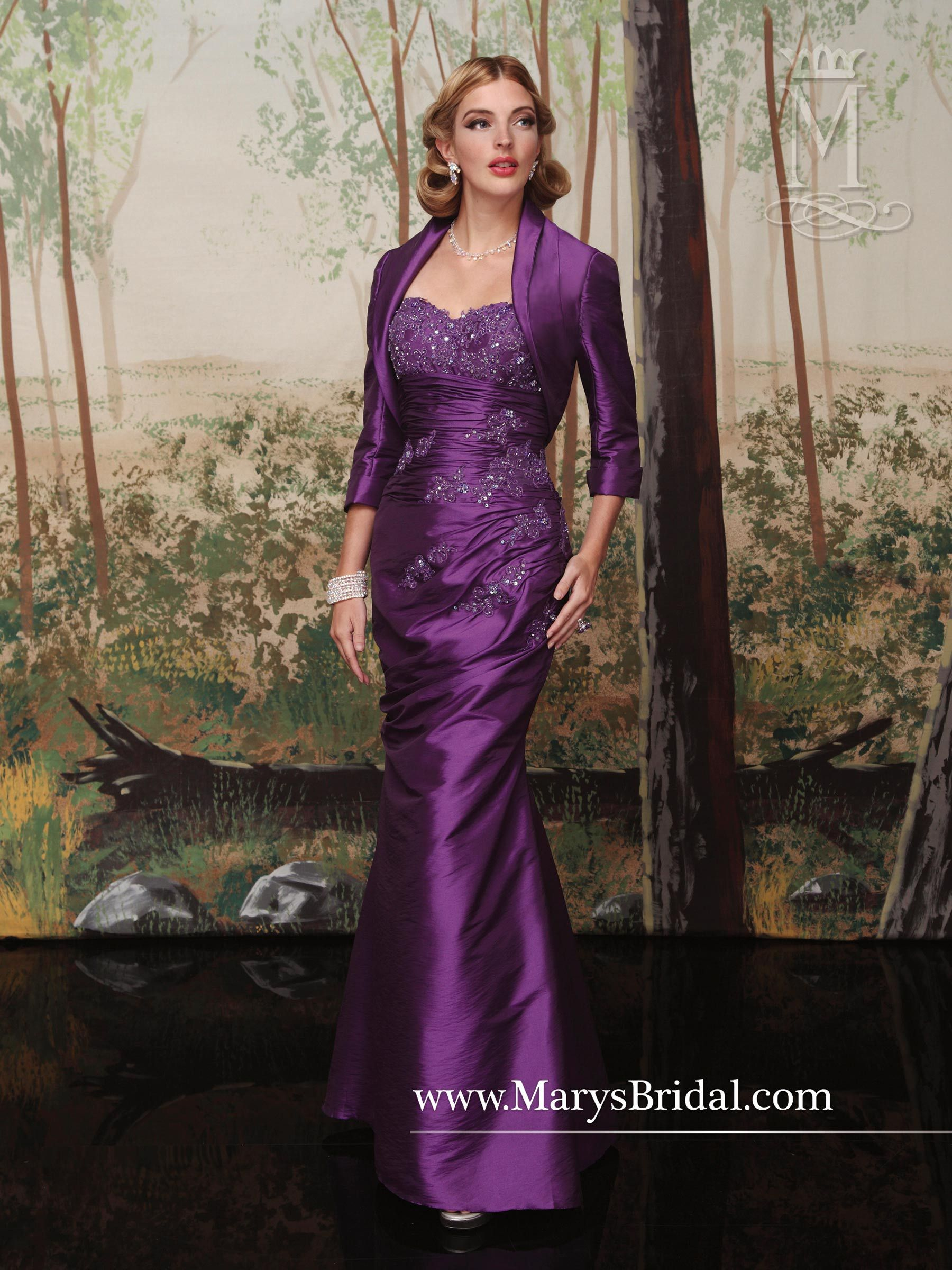 Dresses for 50th wedding anniversary party  Bordering between classic and contemporary the Marys M Mother