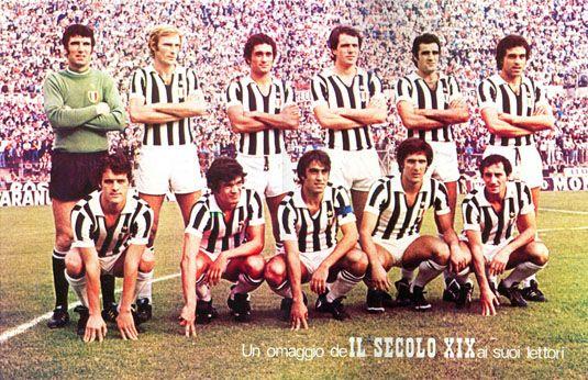 Resultado de imagem para juventus  1975