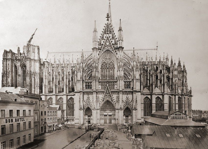 Image result for 1870s architecture in germany