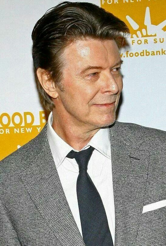 I mourn your loss David Bowie. You were so much a part of my life. RIP