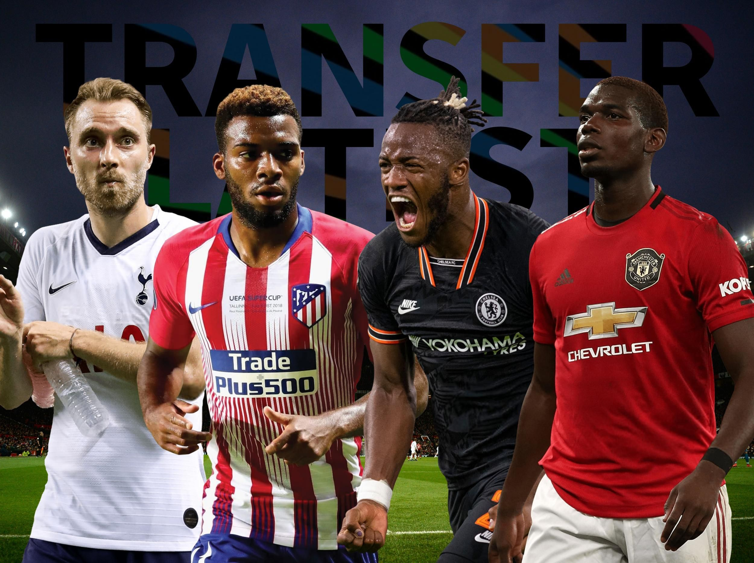 Transfer News Live Man Utd Arsenal And Liverpool Rumours And Done Deals At 12pm In 2020 Transfer News Liverpool Arsenal
