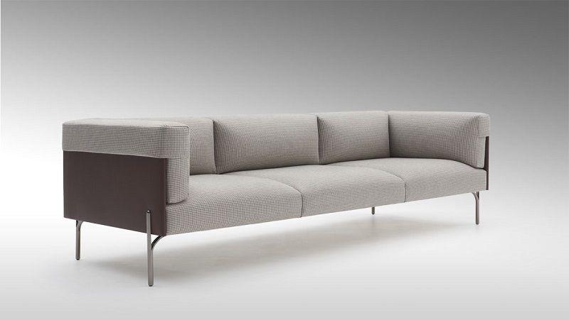 Salone Del Mobile 2017 Fendi Casa Presents Six Shades Of Palmer Sofa