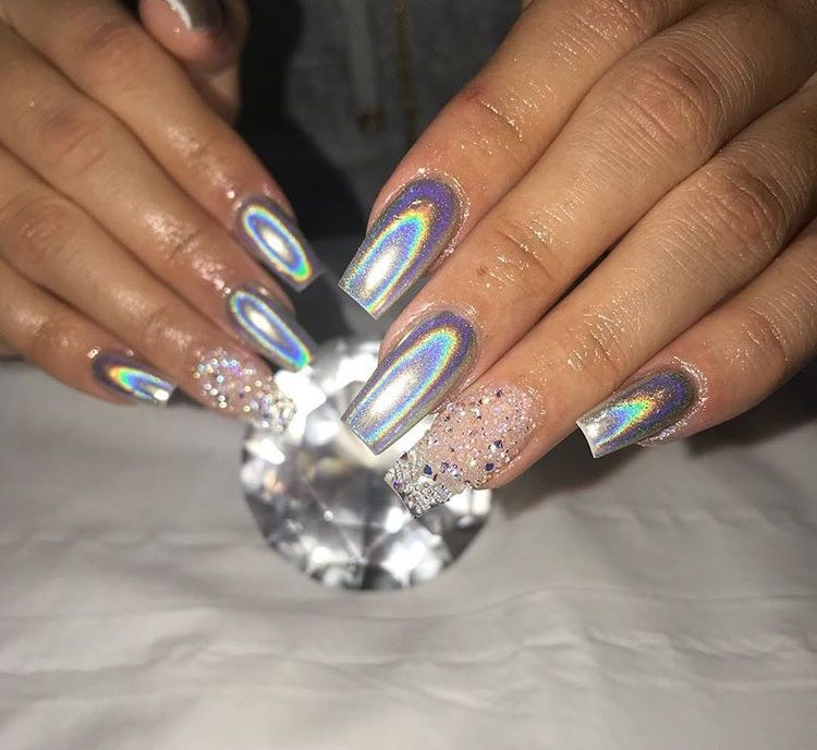 Pin by Sarah Flowers on Nails | Pinterest | Manicure, Nail inspo and ...