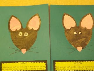 our manners theme mouse manners this was found on the dltk kids site the - Dtlk Kids Crafts