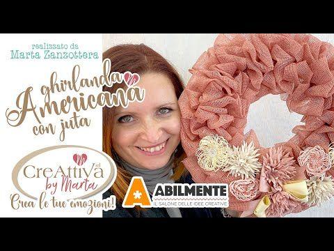 Photo of Ghirlanda Americana Romantica