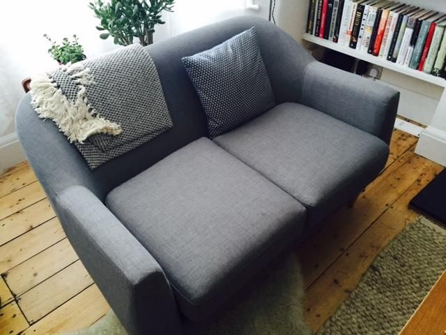 new sofa for sale multi purpose table made tubby 2 seater in london preloved sofas