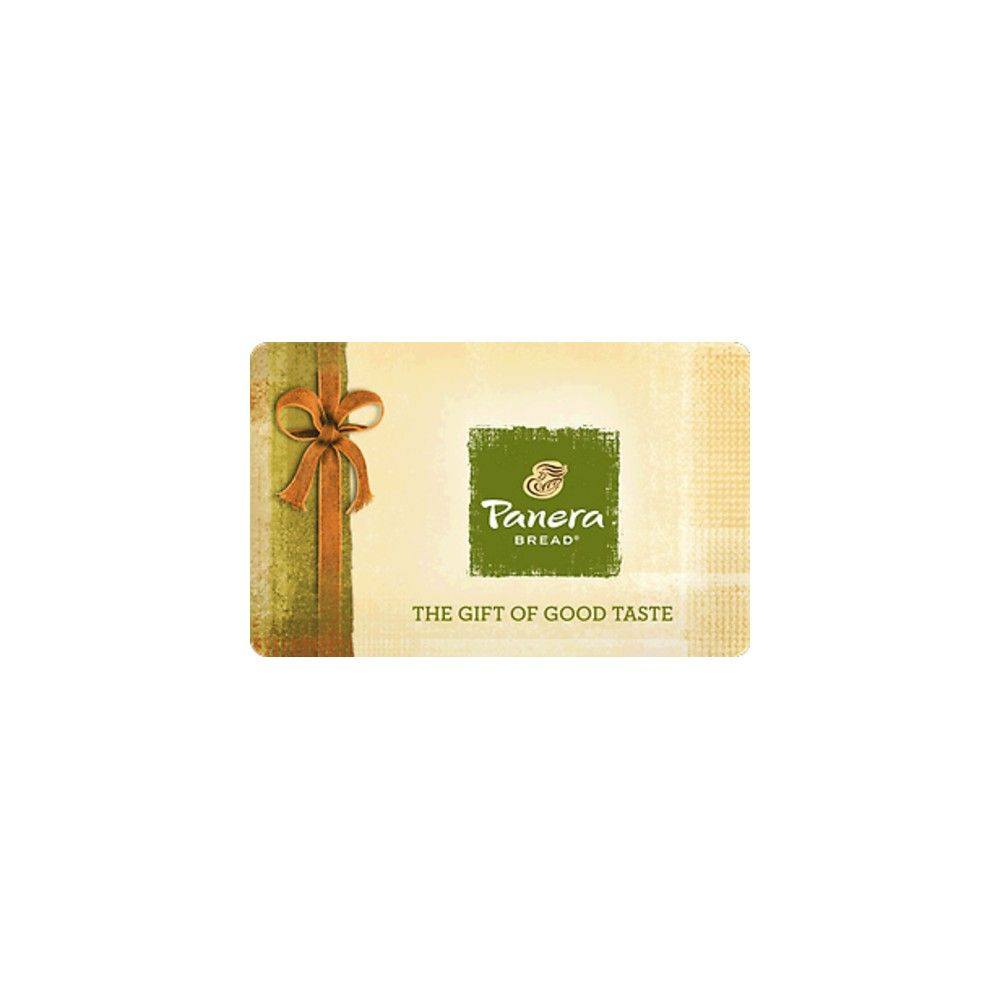 Photo of Panera $25 (Email Delivery)