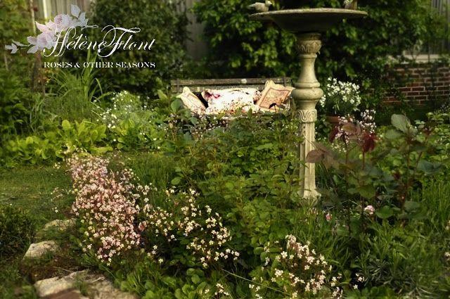 La fontaine aux heuchères - Photo © Hélène Flont‿ ◕✿