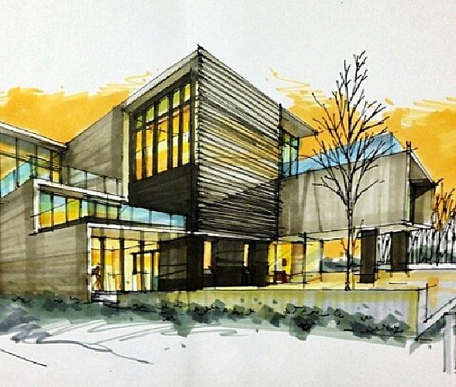 Dise o de interiores escuela de arte de motril bocetos Escuela arte 4 diseno de interiores