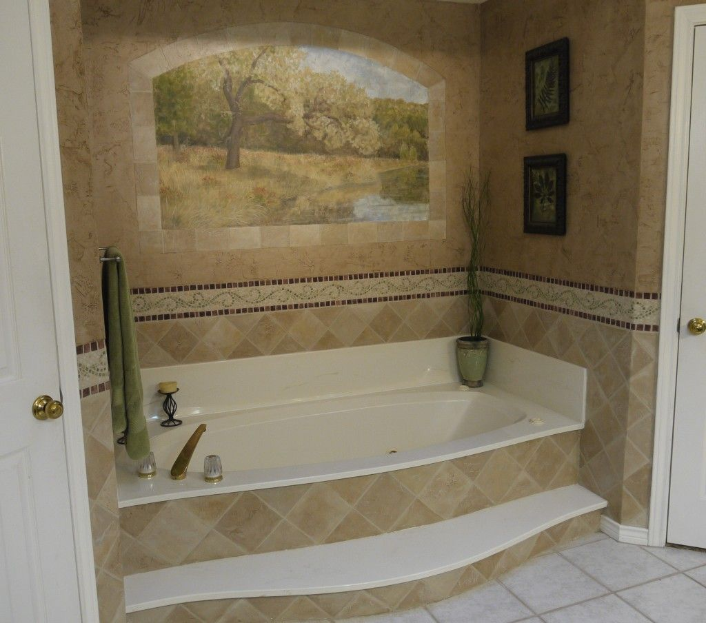 20 Faux Painting Ideas For Bathroom Home Design And Remodel Art Pinterest Paintings