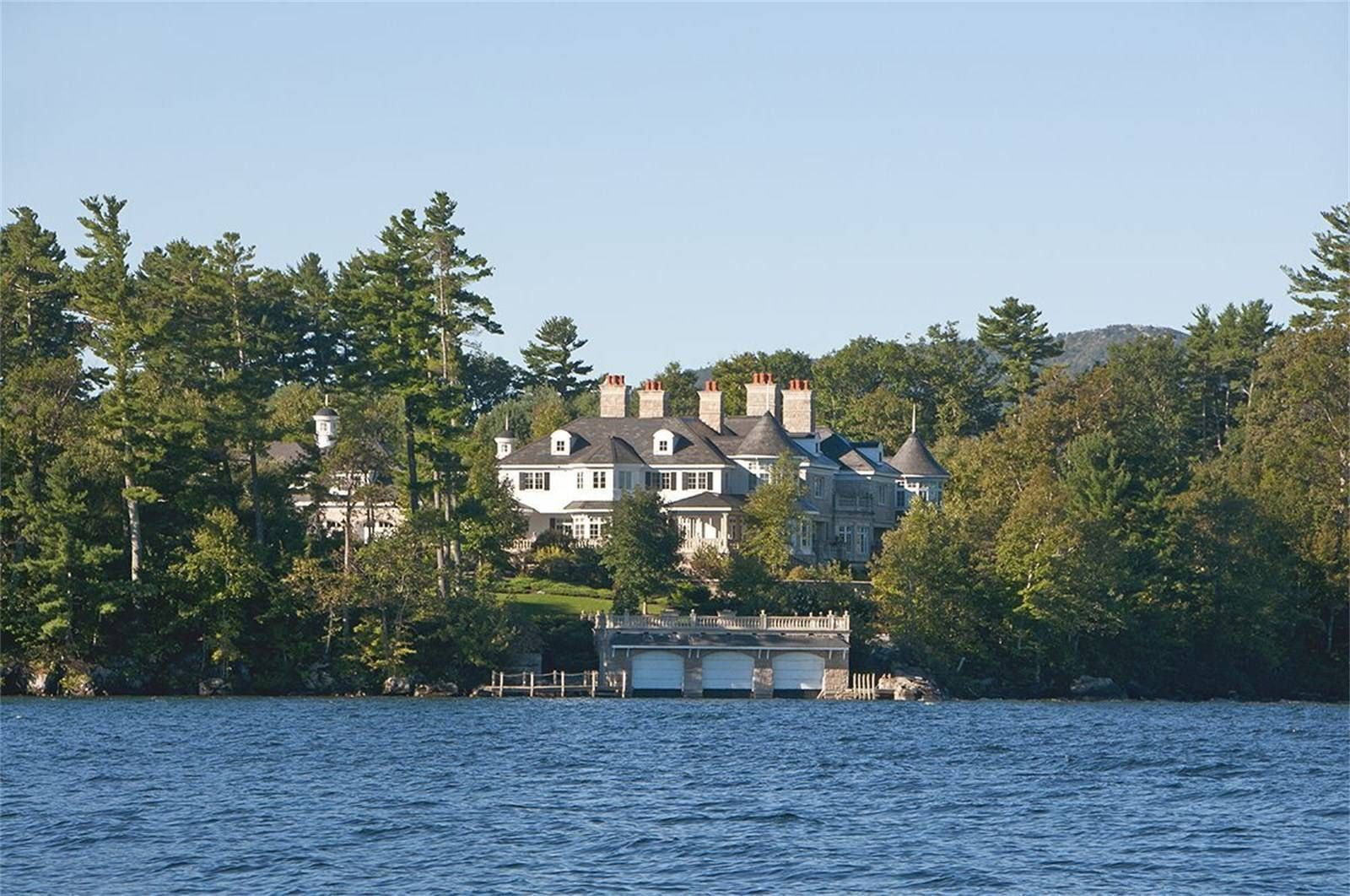 Longview on Lake Winnipesaukee a luxury home for sale in