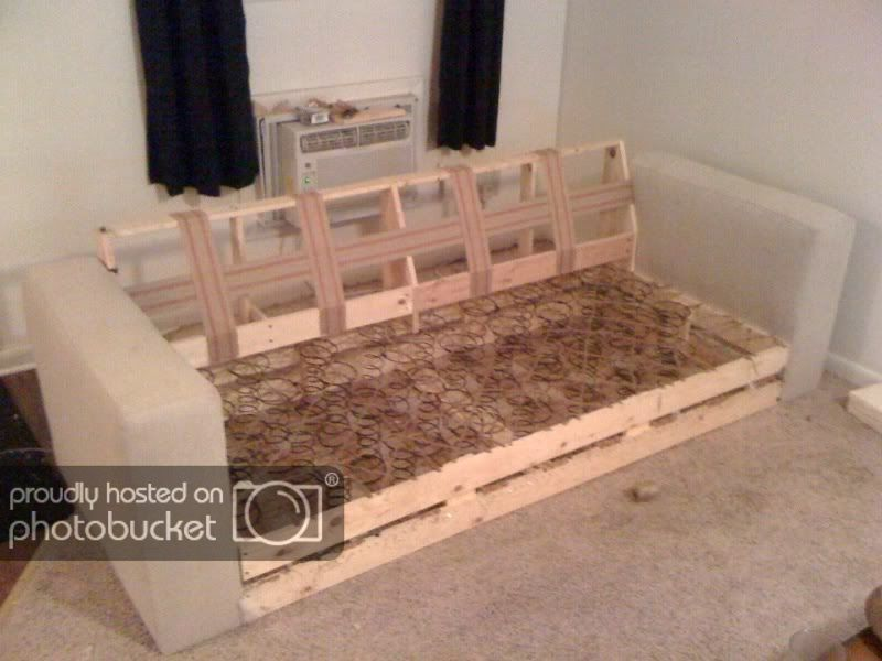 Photobucket Build Your Own Couch Built In Sofa Diy Sofa