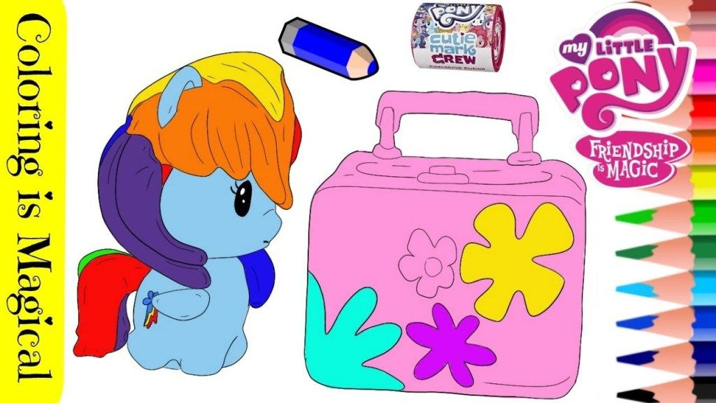 My Little Pony Coloring Rarity And Rainbow Dash My Little Pony