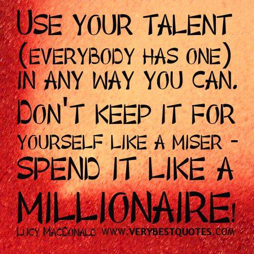Image result for talent quotes