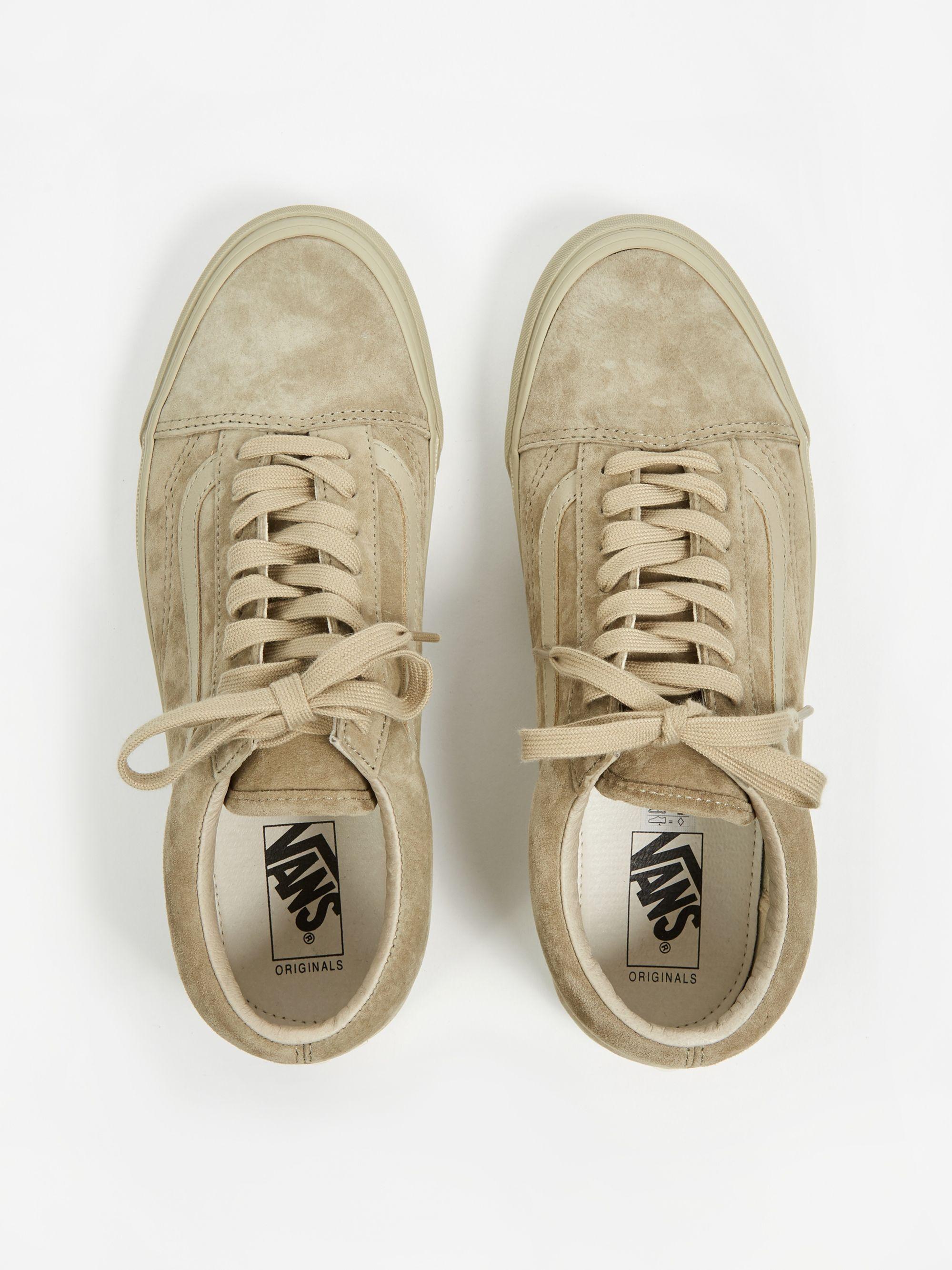 Vans Vault OG Old Skool LX - (Leather