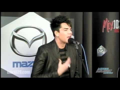 Adam Lambert - Broken English (AOL Sessions) | Broken
