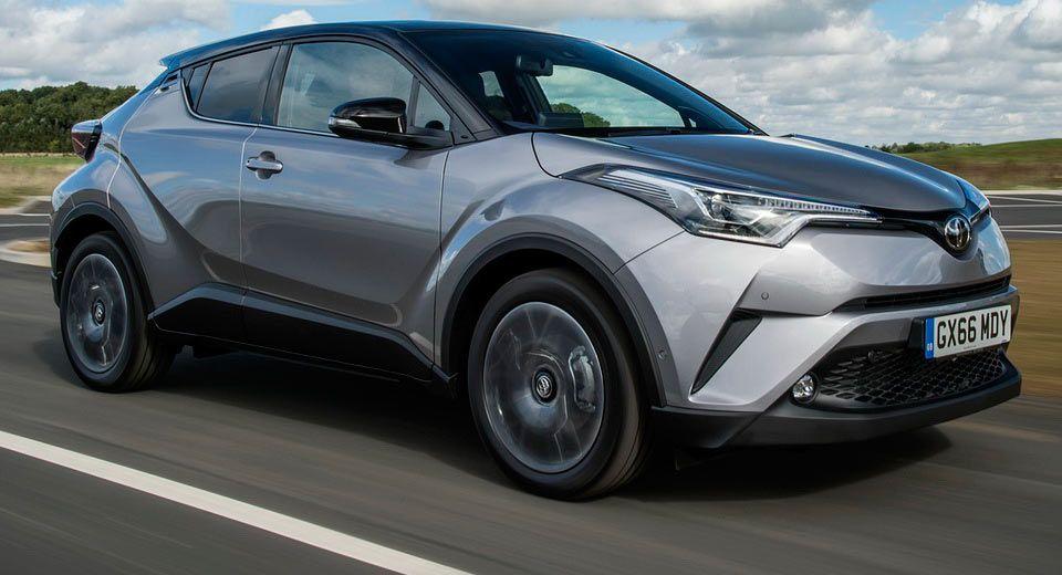 Toyota Details The C Hr S New Tnga Modular Platform Hybrid Car Toyota Toyota C Hr