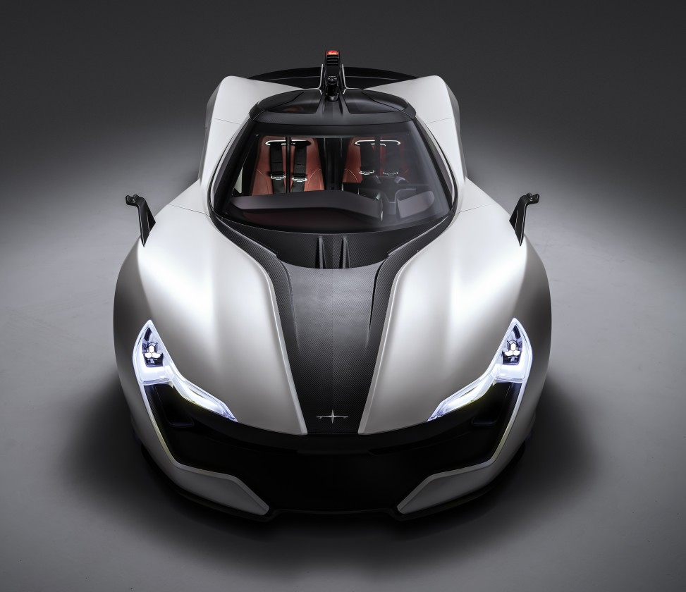 Apex Unveils Its Quick And Quirky Ap 0 Electric Supercar In 2020