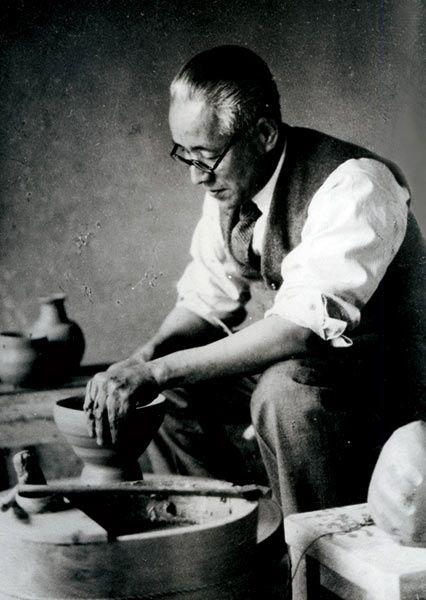 Kawakita Handeishi | KAWAKITA Handeishi (1878~1963), Japanese politician and potter