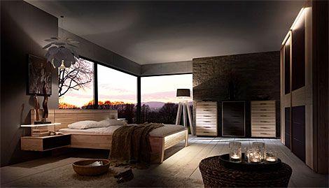 Schlafzimmer Style ~ Schlafzimmer kiruna nacht g wohnwelt